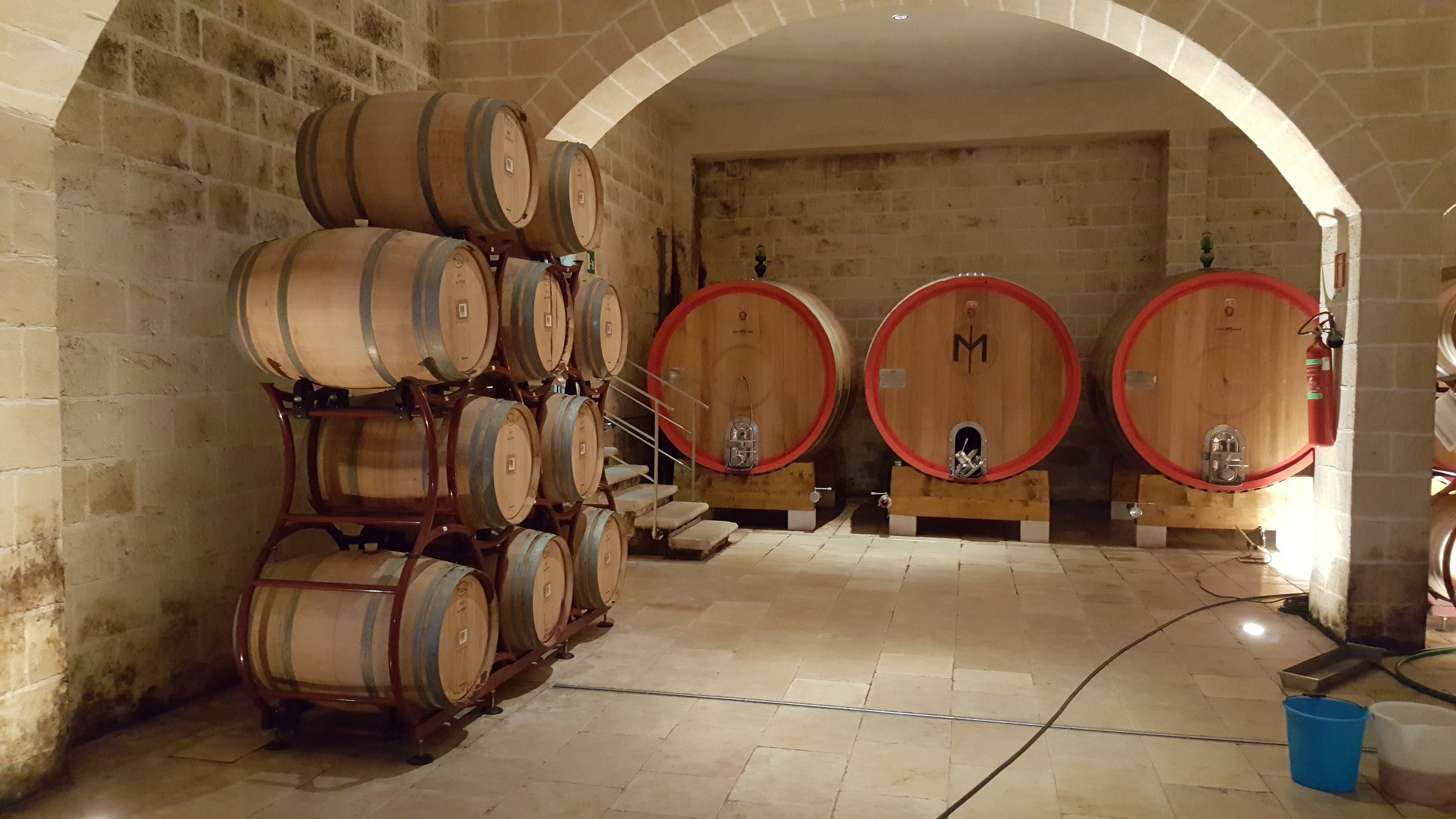 Castello Monaci Winery